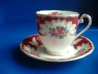 ROYAL GRAFTON COFFEE CUP & SAUCER