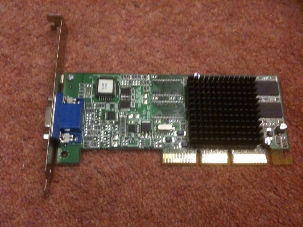 PCI Video Card (for PC Tower) - ATI Technologies inc. - Fully Tested