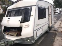 ABI DAYSTAR LARGE LUXURY 2 BERTH WITH MOTOR MOVER