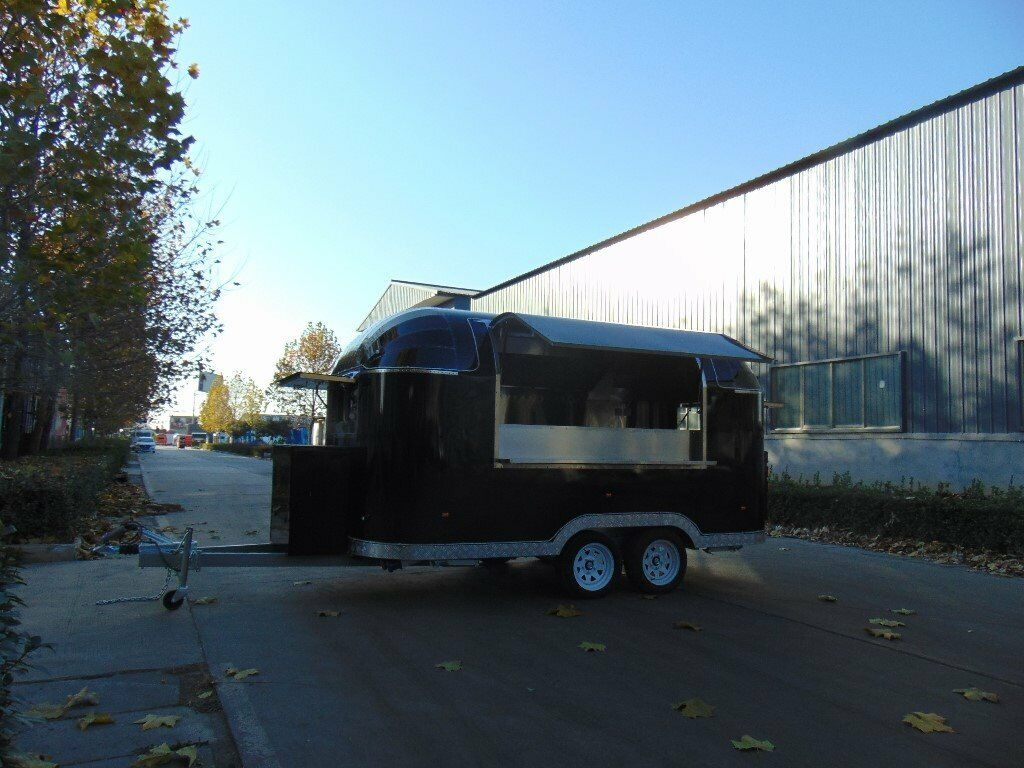 Ec Type Approval Uk Road Legal Airstream Catering Trailers Burger Pizza Bar Trailer In Stock In East End Glasgow Gumtree