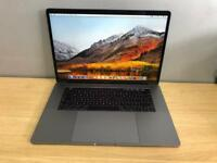 "MacBook Pro 2017 15"" Touchbar 2.8GHz i7 16GB RAM 256GB SSD. Apple Warranty"