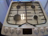 ZANUSSI DOUBLE OVEN VERY CLEAN £60