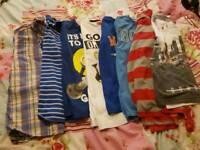 Boys bundle of clothes mainly size 10/11