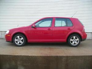2010 Volkswagen Golf CITY 4 DOOR MANUAL