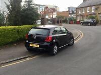 2010 Volkswagen Polo 1.2 Black,69000 Miles,Full Vw History,Hpi Clear, 1 Year Mot