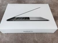 HIGHEST SPEC BRAND NEW MACBOOK PRO TOUCH 13 INCH 3.3-4.0GHZ i7, 16GB, 512GB,APPLE CARE, OFFICE 2016