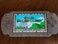 PlayStation portable (psp) customer firmware