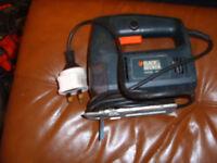 230 volt BLACK&DECKER jigsaw