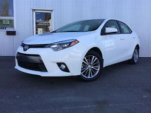2015 Toyota Corolla LE, BACKUP CAMERA, BLUETOOTH