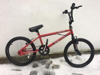 Dunlop bmx bike