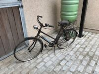 Classic Hercules Bicycle