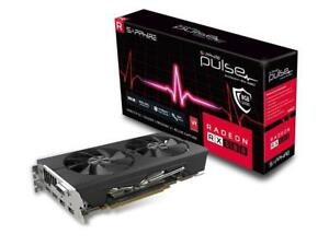BitCoin Ethereum Mining GPU - RX580 video card - NEUF RX 580 8GB