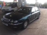 2002 rover 76 connoisseur automatic 2.0 v6 150 bhp