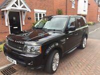 Land Rover Range Rover Sport 3.0 TD V6 HSE 5dr, 2010, Automatic, 5 door