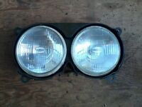 Yamaha FZR600 FZR 600 headlights used