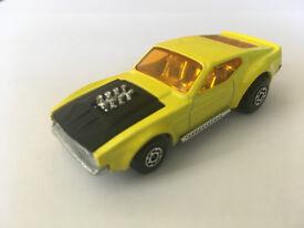 Matchbox Boss Mustang No. 44