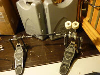 Tama Iron Cobra rolling glide, with double chain and original case.
