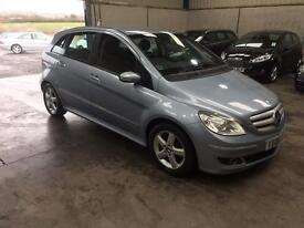 06 Reg Mercedes b200 turbo automatic 1 owner low miles guaranteed cheapest in country