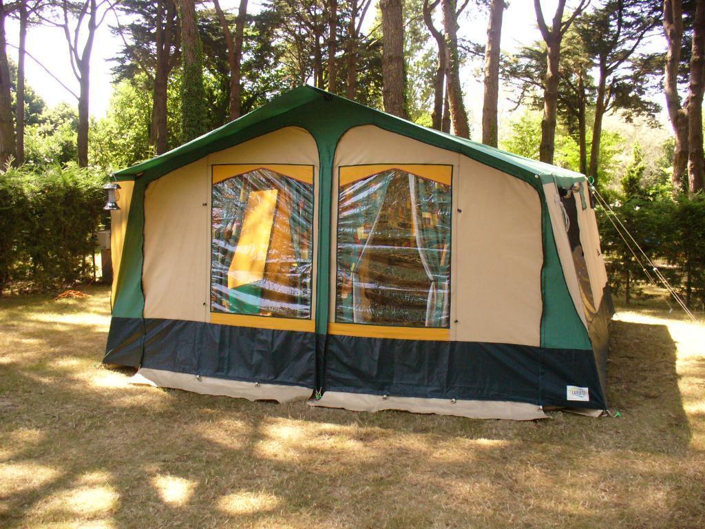2004 8 Berth Conway Corniche Trailer Tent REDUCED PRICE   in ...