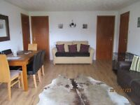 Spacious family holiday lodge N orth Devon