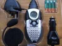 Bikers 2 Way Radio Communication System