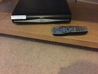 Sky HD + box and remote