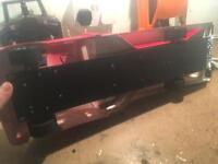 For sale RC truck & rolling v12 banger
