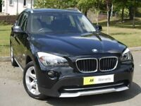 RARE 4X4 VERSION****(12) BMW X1 2.0 18d SE xDrive 5dr **FULL SERVICE HISTORY** £0 DEPOSIT FINANCE AV