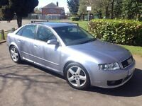 AUDI A4 TDI SPORT 2 OWNERS NO OFFERS