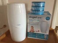 Angelcare Nappy Disposal System Bin
