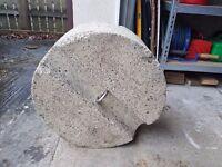 concrete mooring