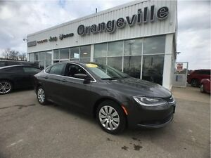 2016 Chrysler 200 LX, DEMO, POWER WINDOWS/LOCKS,