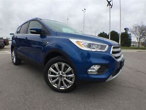 2017 Ford Escape Titanium+0%Financing up to 72 Months!!