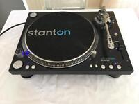 STANTON STR8.150 DIRECT DRIVE TURNTABLE