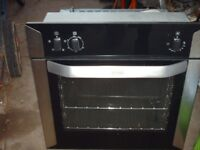 belling single oven