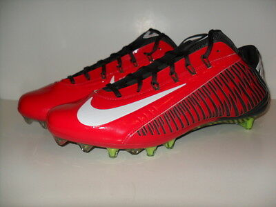 5db23aad99bc New Nike Vapor Carbon Elite 2.0 TD Football Cleats 14.5-M Red Brown  657441-630