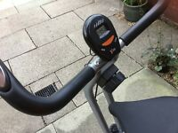 V-fit exercise bike