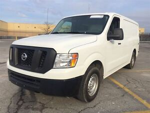 2013 Nissan NV 1500 S|Insulated|Rear Heater|Ramp|Power Group|4Cy