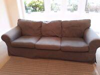 2 & 3 Seater IKEA EKTORP sofas