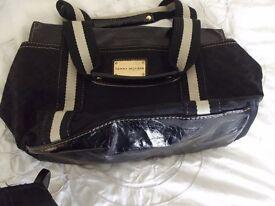 Genuine Tommy Hillfigure black handbag