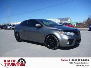 2012 Kia Forte Koup 2.4L SX Leather Sunroof Heated Seats