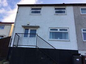2 Bedroomed Semi Detached in Greenock