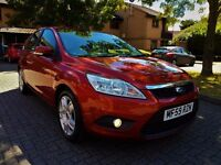 Ford Focus 1.6 TDCi DPF Style 5dr Full Service History Only 2 owners From New Cam Belt Kit Done