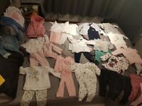 Baby girl winter clothes 6 to 9 months