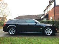 2006 Chrysler 300C Estate, Black, Full Leather, 2987 (cc), 5 doors