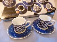 Coffee set 12 piece - Windsor