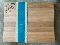 BRAND NEW, JOHN LEWIS COPPING BOARD