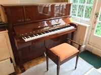 Beautiful KAWAI Upright!! £3200 FREE piano stool/chest!!