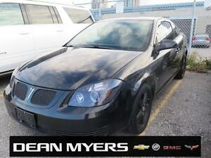 2007 Pontiac G5 G5 Pursuit SE Coupe