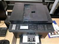 Printer laser scanner needs attension